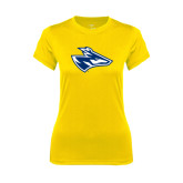 Ladies Syntrel Performance Gold Tee-Loper Head