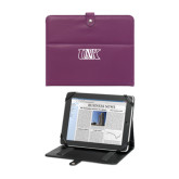Deluxe Purple Tablet Stand-Official Logo