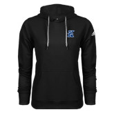 Adidas Climawarm Black Team Issue Hoodie-K Logo