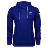 Adidas Climawarm Royal Team Issue Hoodie-K Logo