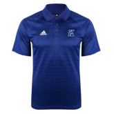 Adidas Climalite Royal Jaquard Select Polo-K Logo