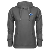 Adidas Climawarm Charcoal Team Issue Hoodie-Loper Head