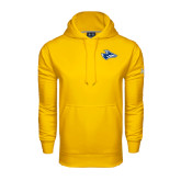 Under Armour Gold Performance Sweats Team Hoodie-Loper Head