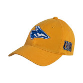 Gold Twill Unstructured Low Profile Hat-Loper Head
