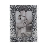 Silver Textured 4 x 6 Photo Frame-Lopers Flat Engraved