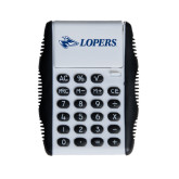 White Flip Cover Calculator-Lopers Flat
