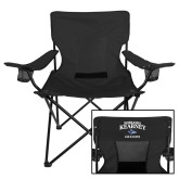 Deluxe Black Captains Chair-Grandpa