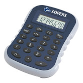 Blue Large Calculator-Lopers Flat