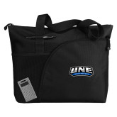 Excel Black Sport Utility Tote-UNE Nor Easters