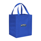 Non Woven Royal Grocery Tote-UNE Nor Easters