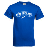 Royal T Shirt-University of New England Nor Easters