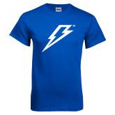 Royal T Shirt-Lightning Bolt