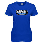 Ladies Royal T-Shirt-UNE Nor Easters