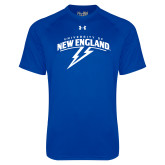 Under Armour Royal Tech Tee-University of New England