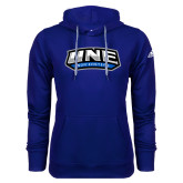 Adidas Climawarm Royal Team Issue Hoodie-UNE Nor Easters