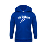 Youth Royal Fleece Hoodie-University of New England