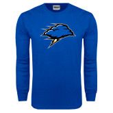 Royal Long Sleeve T Shirt-Cloud