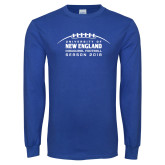 Royal Long Sleeve T Shirt-Inauguration Marks