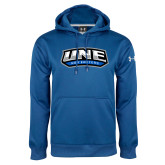 Under Armour Royal Performance Sweats Team Hoodie-UNE Nor Easters