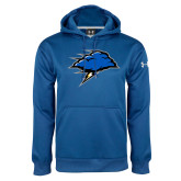 Under Armour Royal Performance Sweats Team Hoodie-Cloud