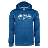 Under Armour Royal Performance Sweats Team Hoodie-University of New England Nor Easters