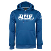 Under Armour Royal Performance Sweats Team Hoodie-Rugby