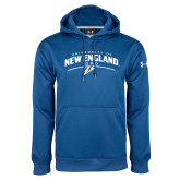 Under Armour Royal Performance Sweats Team Hoodie-Dad