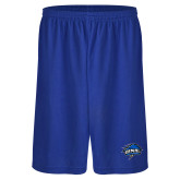 Performance Royal 9 Inch Short w/Pockets-Primary Mark