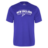 Syntrel Performance Royal Tee-University of New England Nor Easters