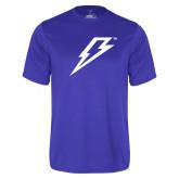 Syntrel Performance Royal Tee-Lightning Bolt