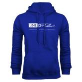 Royal Fleece Hoodie-University Mark Flat