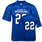 Replica Royal Adult Football Jersey-#22