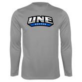 Syntrel Performance Steel Longsleeve Shirt-Soccer