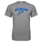 Grey T Shirt-University of New England