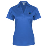 Ladies Royal Performance Fine Jacquard Polo-Cloud