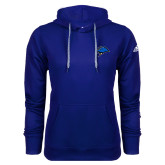 Adidas Climawarm Royal Team Issue Hoodie-Cloud