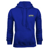 Royal Fleece Hoodie-UNE Nor Easters