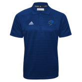 Adidas Climalite Royal Jacquard Select Polo-Cloud