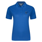Ladies Easycare Royal Pique Polo-Cloud