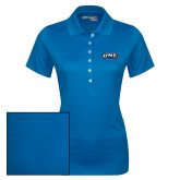 Ladies Callaway Opti Vent Sapphire Blue Polo-UNE Nor Easters