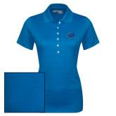 Ladies Callaway Opti Vent Sapphire Blue Polo-Cloud