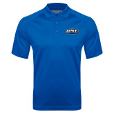 Royal Textured Saddle Shoulder Polo-UNE Nor Easters