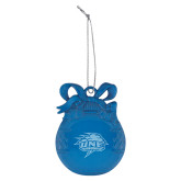Royal Bulb Ornament-Primary Mark Engraved