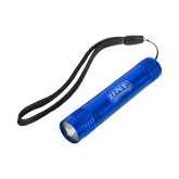 Pluto Royal Slim Flashlight-UNE Nor Easters Engraved