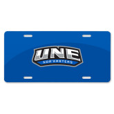 License Plate-UNE Nor Easters