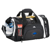 High Sierra Black 22 Inch Garrett Sport Duffel-Cloud