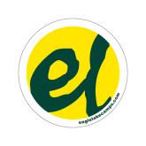Extra Small Decal-El Mark w/ URL