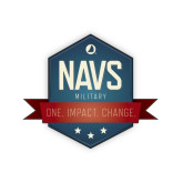 Extra Small Decal-NAVS Military