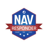 Extra Small Decal-NAV Responder
