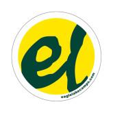 Small Decal-El Mark w/ URL